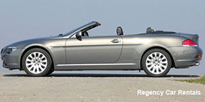 Car Hire Cyprus Luxury